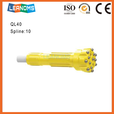 "QL40—4"" Middle Air Pressure Dth Bits"