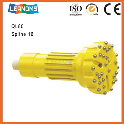 "QL80—8"" High Air Pressure Dth Bits"