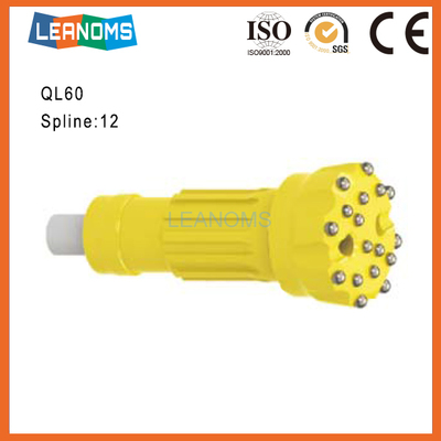 "QL60—6"" Middle Air Pressure Dth Bits"